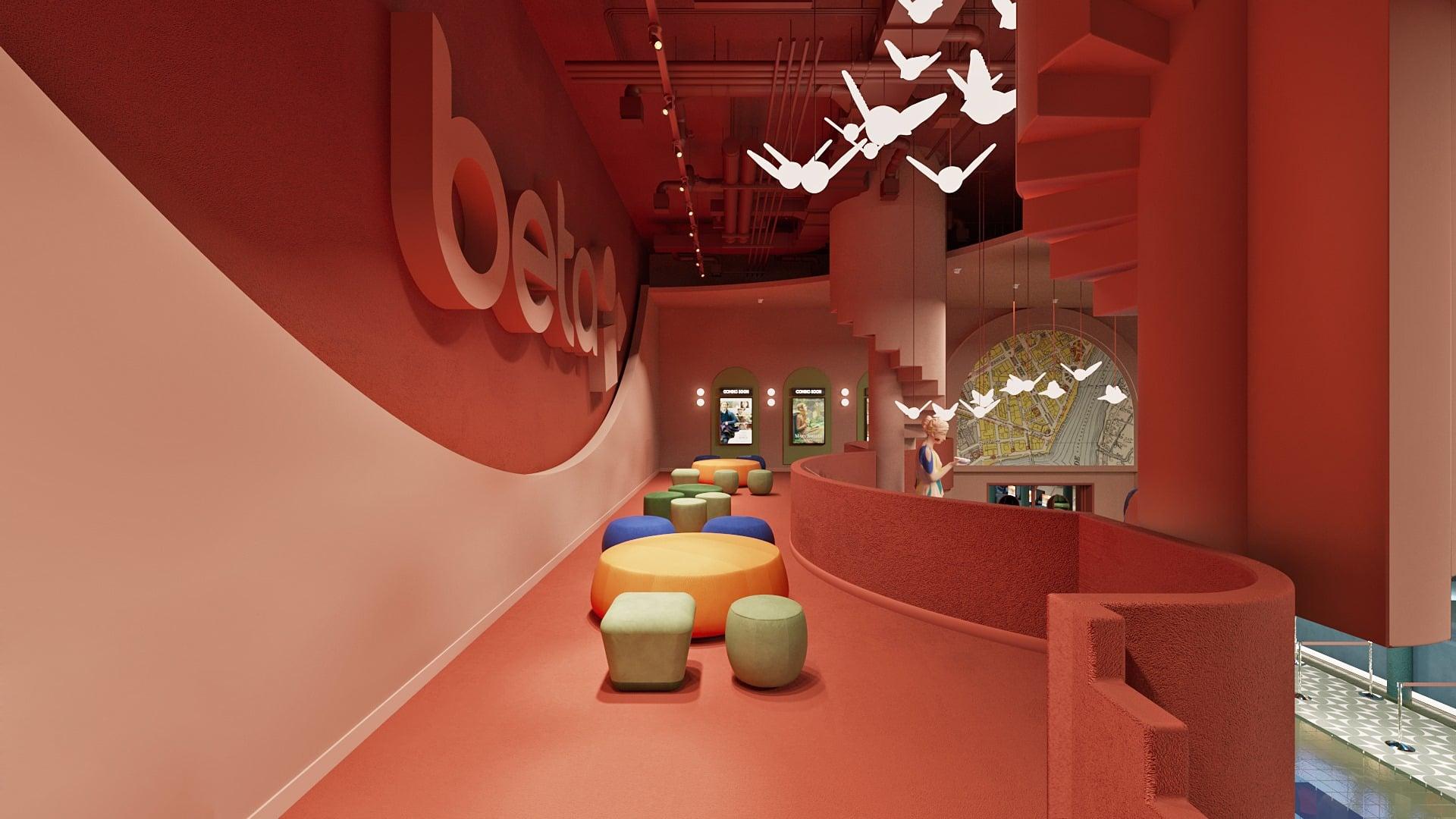 Beta Cinemas Quang Trung, rạp phim mới ở TP HCM mang phong cách Artistic Urban Lifestyle - Ảnh 4.