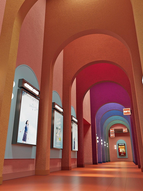 Beta Cinemas Quang Trung, rạp phim mới ở TP HCM mang phong cách Artistic Urban Lifestyle - Ảnh 6.