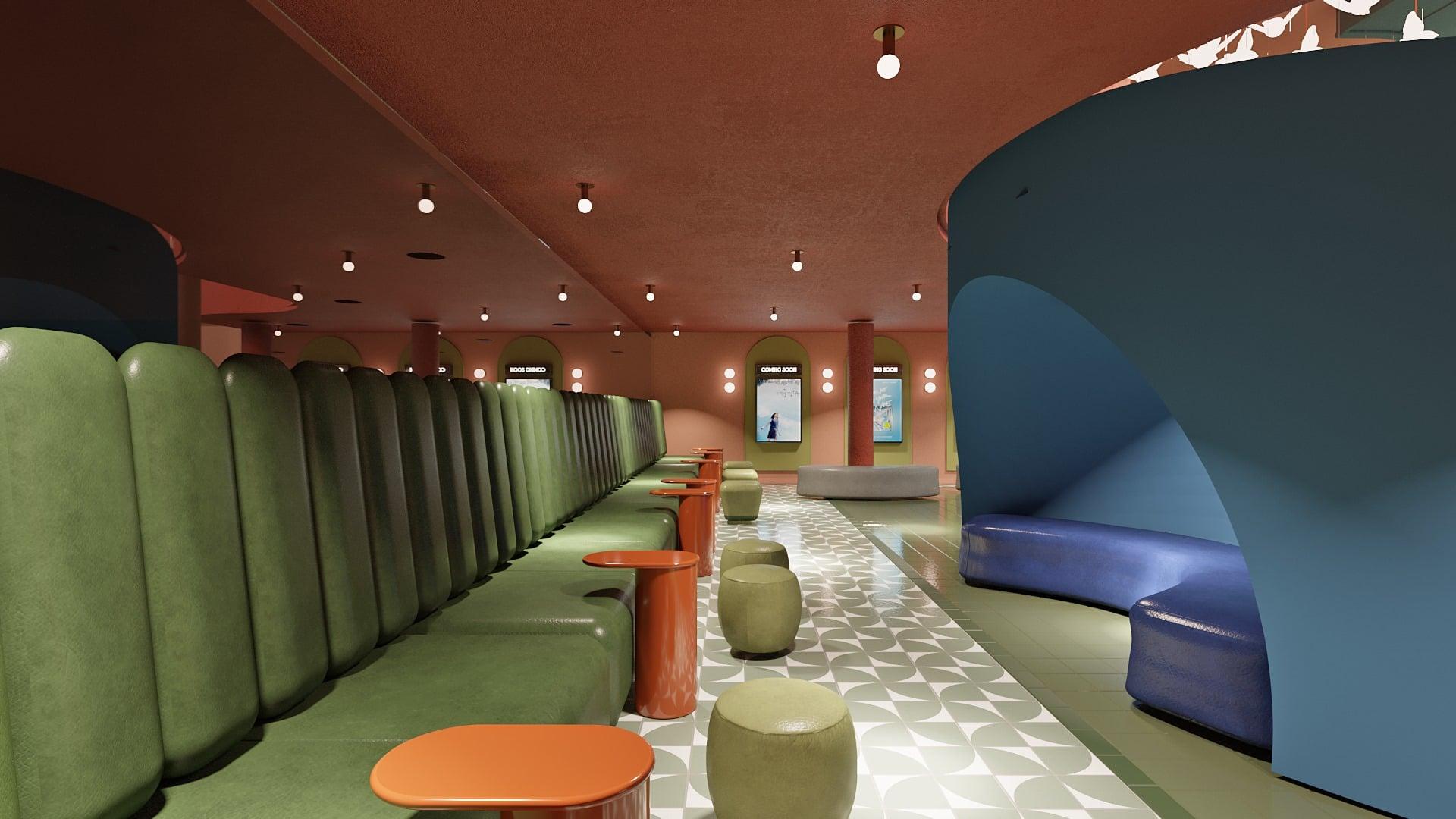 Beta Cinemas Quang Trung, rạp phim mới ở TP HCM mang phong cách Artistic Urban Lifestyle - Ảnh 5.