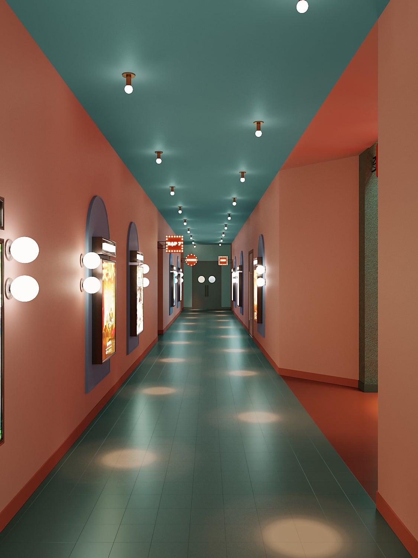 Beta Cinemas Quang Trung, rạp phim mới ở TP HCM mang phong cách Artistic Urban Lifestyle - Ảnh 7.