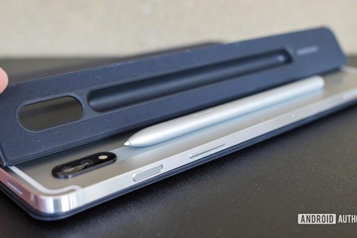 Lộ diện bút S Pen cho Samsung Galaxy S21 Ultra có giá dưới 50 USD - Ảnh 1.