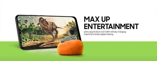 Samsung Galaxy M02s màn hình 6.5 inch, pin 5000 mAh sẽ ra mắt vào ngày 7/1 - Ảnh 2.