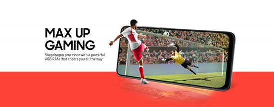 Samsung Galaxy M02s màn hình 6.5 inch, pin 5000 mAh sẽ ra mắt vào ngày 7/1 - Ảnh 3.