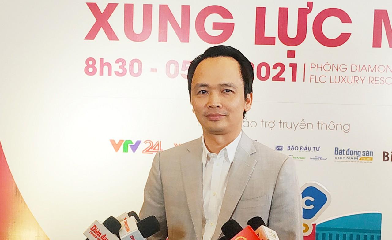 Ông Trịnh Văn Quyết: Bất động sản đã qua thời xấu nhất, năm 2021 sẽ tăng rực rỡ - Ảnh 1.