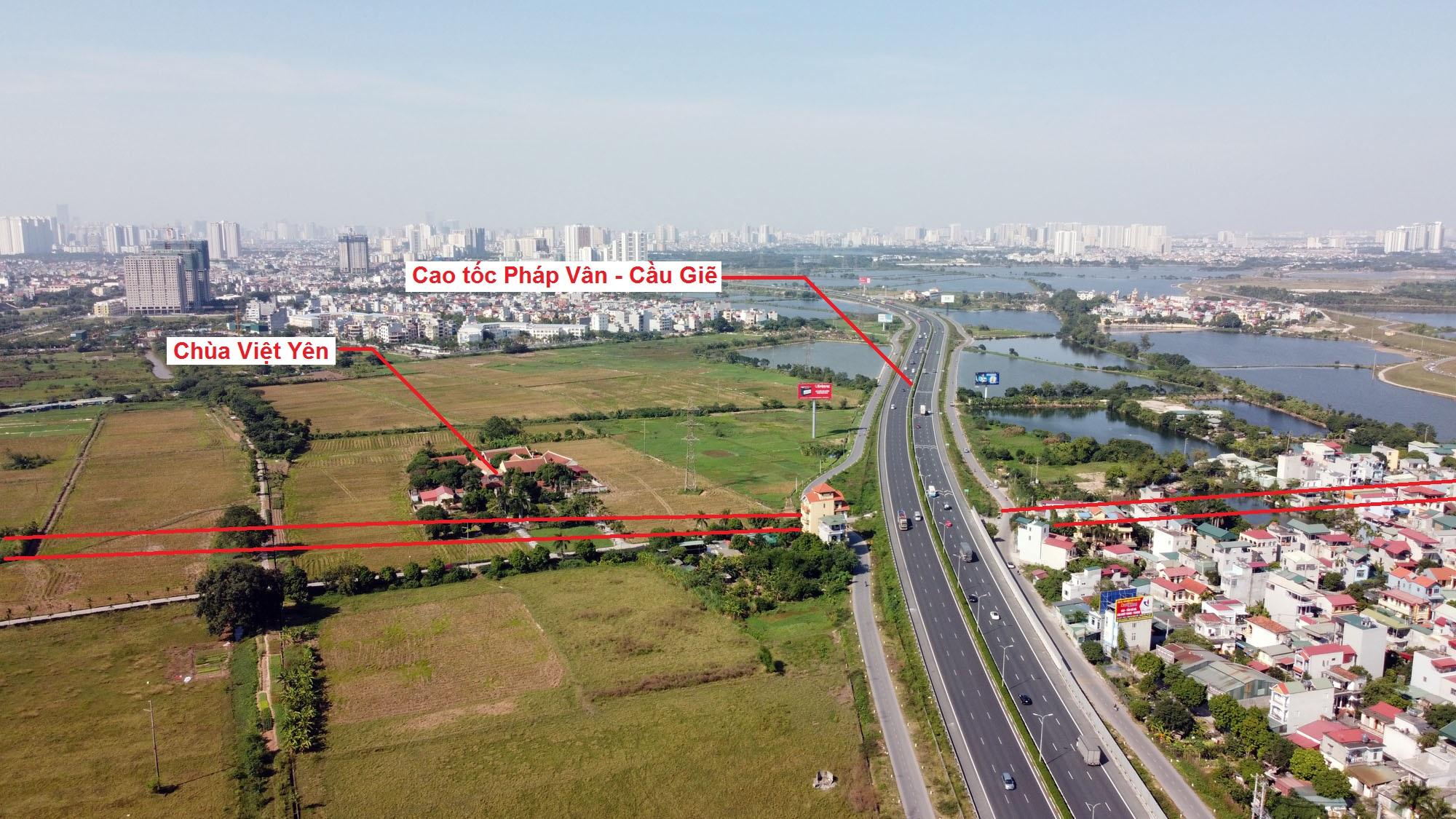 đường sẽ mở theo quy hoạch ở xã Ngũ Hiệp, Thanh Trì, Hà Nội - Ảnh 5.