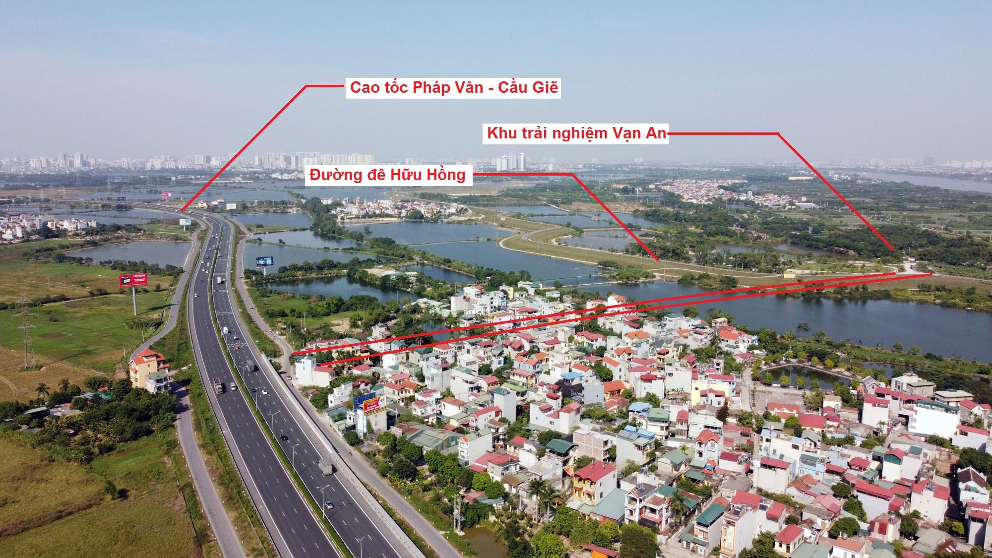 đường sẽ mở theo quy hoạch ở xã Ngũ Hiệp, Thanh Trì, Hà Nội - Ảnh 6.