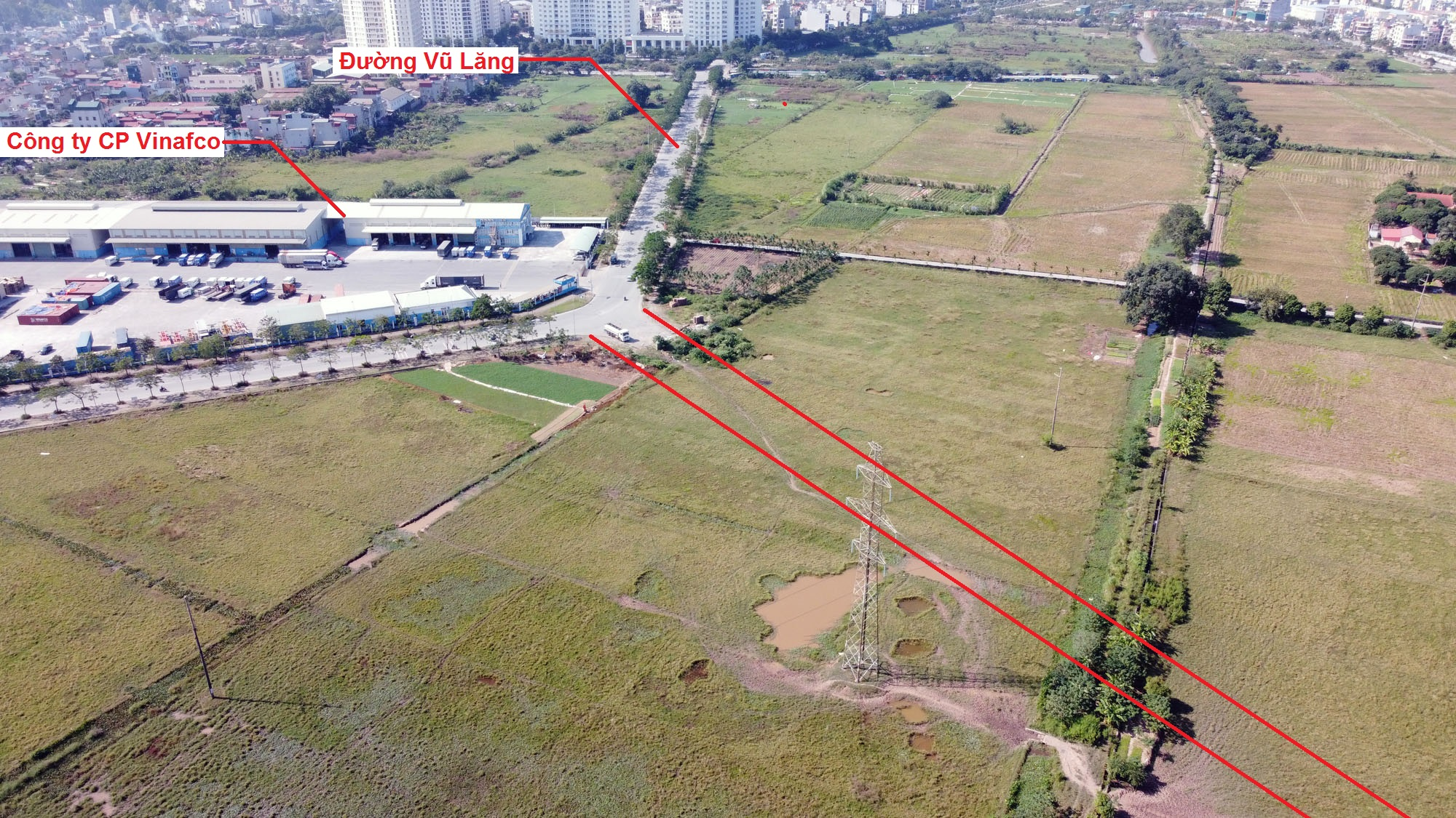Ba đường sẽ mở theo quy hoạch ở xã Ngũ Hiệp, Thanh Trì, Hà Nội - Ảnh 12.