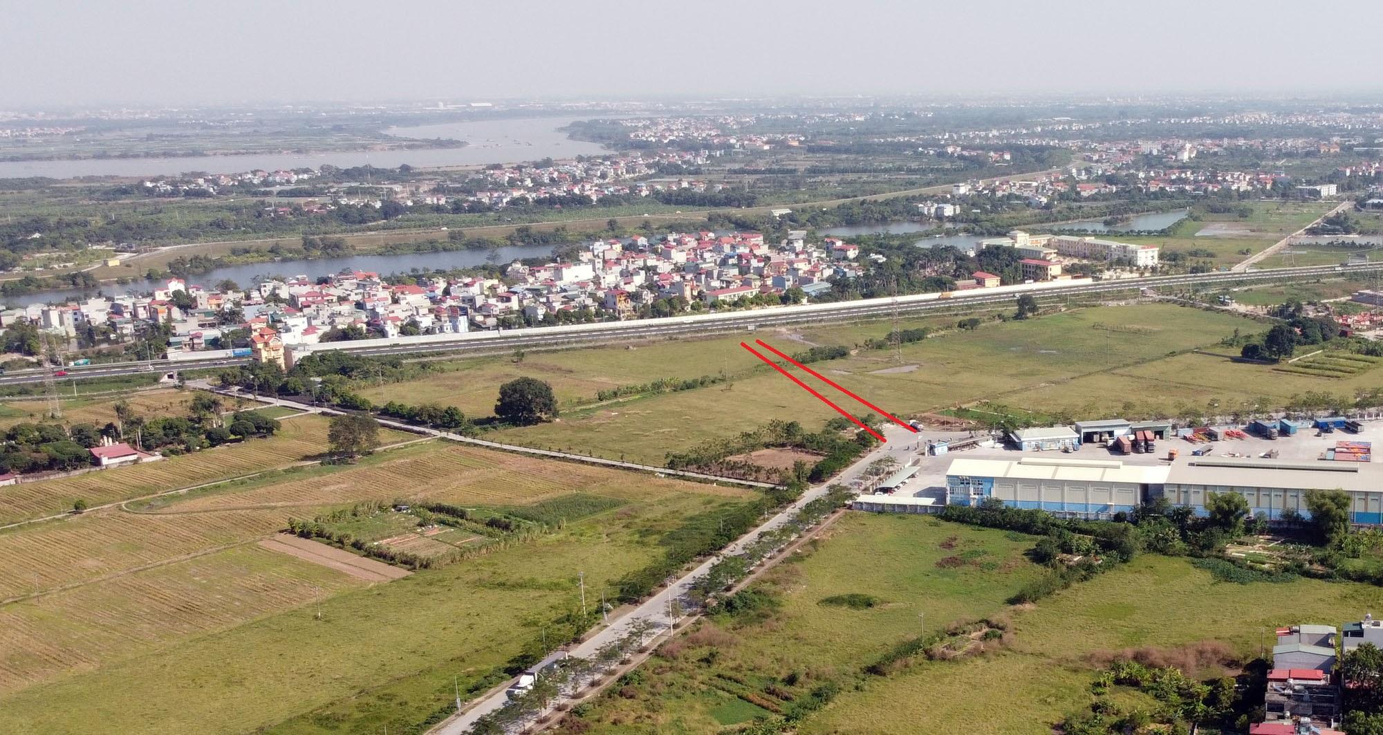 Ba đường sẽ mở theo quy hoạch ở xã Ngũ Hiệp, Thanh Trì, Hà Nội - Ảnh 13.