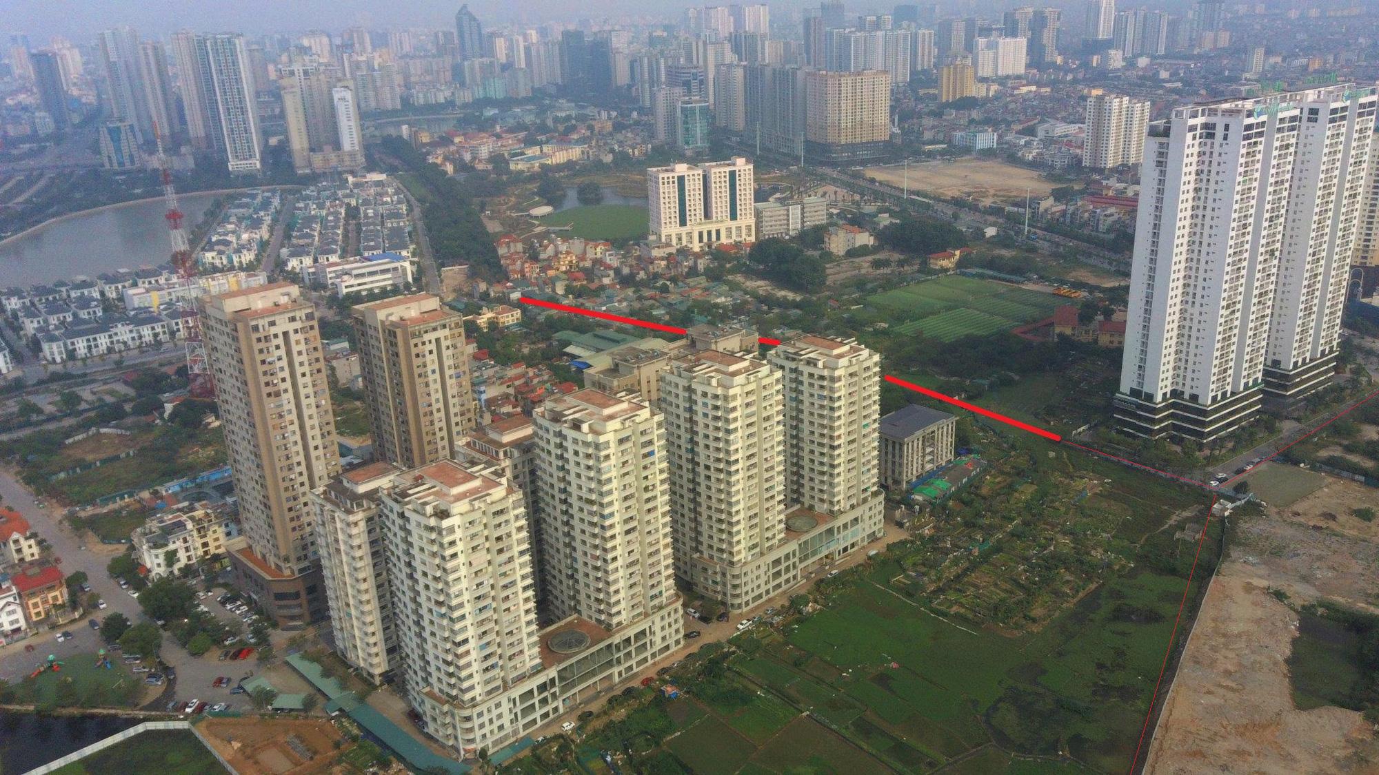 Đất dính quy hoạch phường Mễ Trì, Nam Từ Liêm, Hà Nội - Ảnh 11.