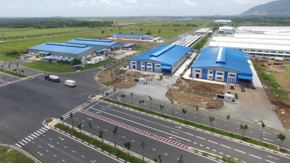 Sonadezi Châu Đức sẽ hưởng lợi từ cho thuê đất KCN trong 2021 - Ảnh 1.
