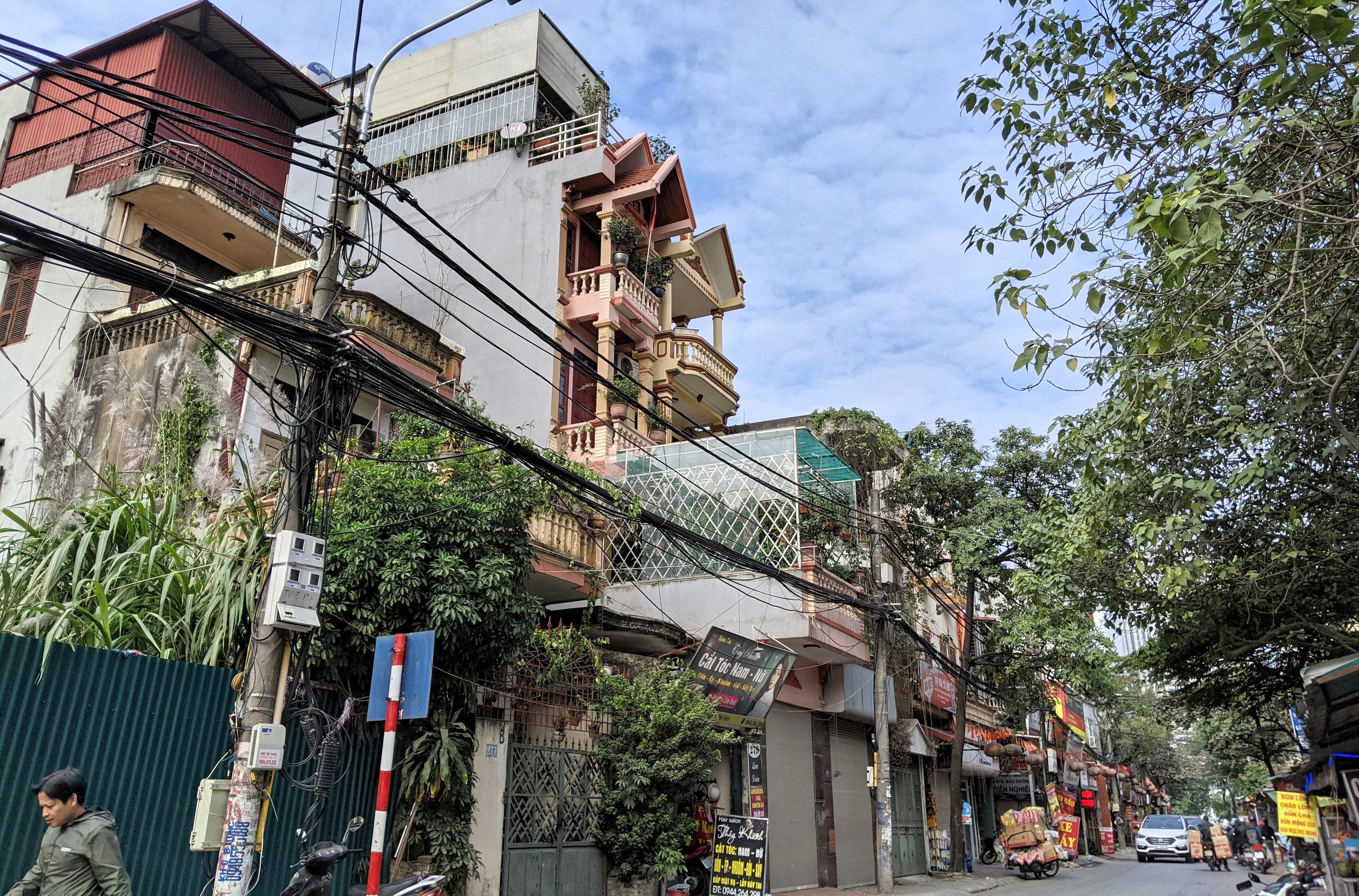Đất dính quy hoạch phường Mễ Trì, Nam Từ Liêm, Hà Nội - Ảnh 4.