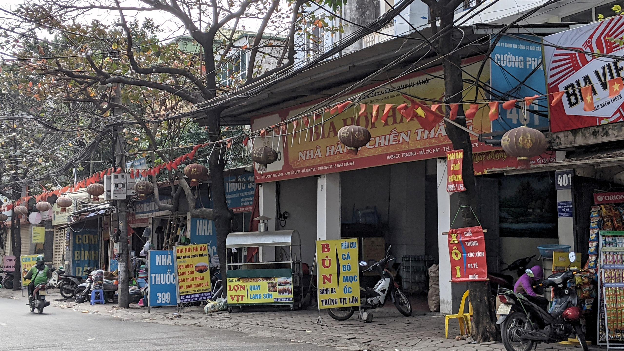 Đất dính quy hoạch phường Mễ Trì, Nam Từ Liêm, Hà Nội - Ảnh 5.