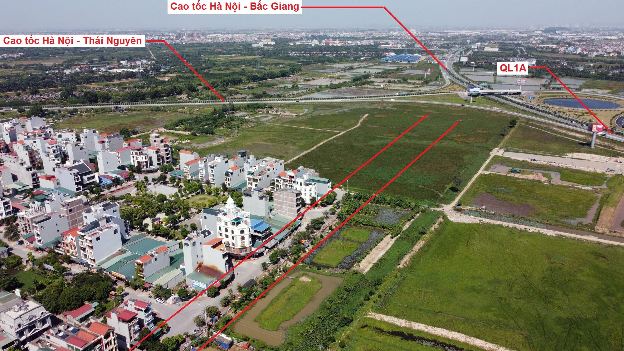Ba đường sẽ mở theo quy hoạch ở xã Ninh Hiệp, Gia Lâm, Hà Nội - Ảnh 4.