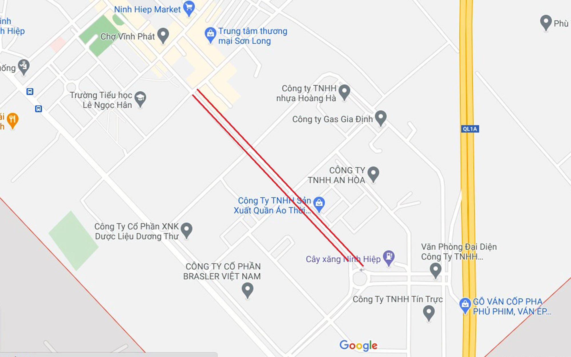 Ba đường sẽ mở theo quy hoạch ở xã Ninh Hiệp, Gia Lâm, Hà Nội - Ảnh 5.