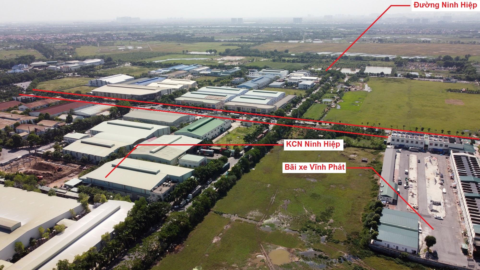 Ba đường sẽ mở theo quy hoạch ở xã Ninh Hiệp, Gia Lâm, Hà Nội - Ảnh 7.