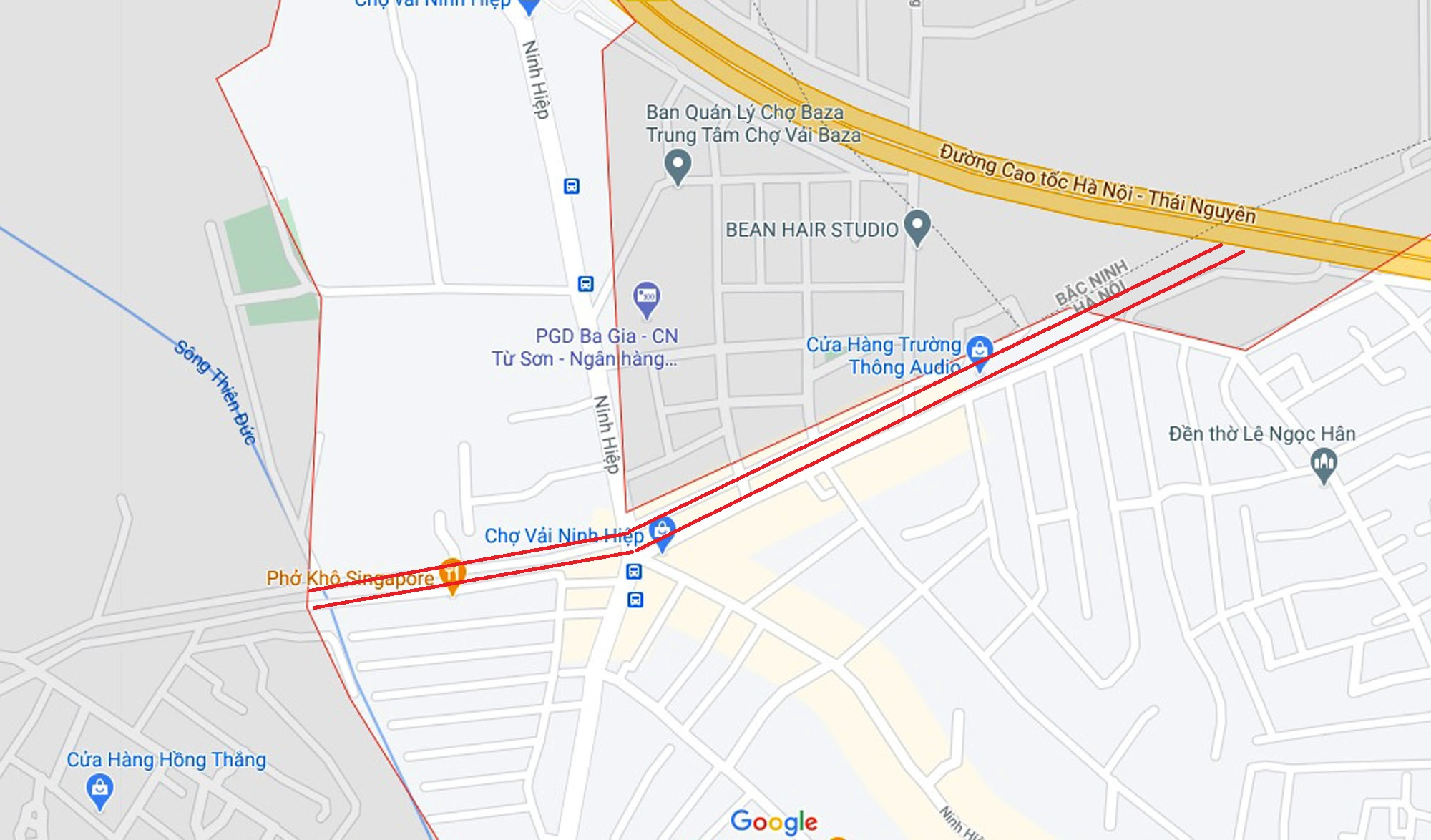 Ba đường sẽ mở theo quy hoạch ở xã Ninh Hiệp, Gia Lâm, Hà Nội - Ảnh 8.
