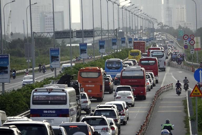 Những công trình hạ tầng giao thông nào kết nối TP HCM với các vùng đô thị vệ tinh? - Ảnh 3.