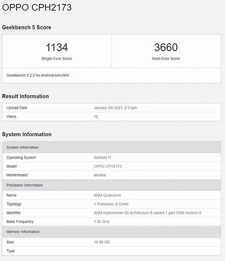 OPPO Find X3 / X3 Pro phá vỡ kỷ lục AnTuTu với điểm chuẩn 771K + - Ảnh 2.