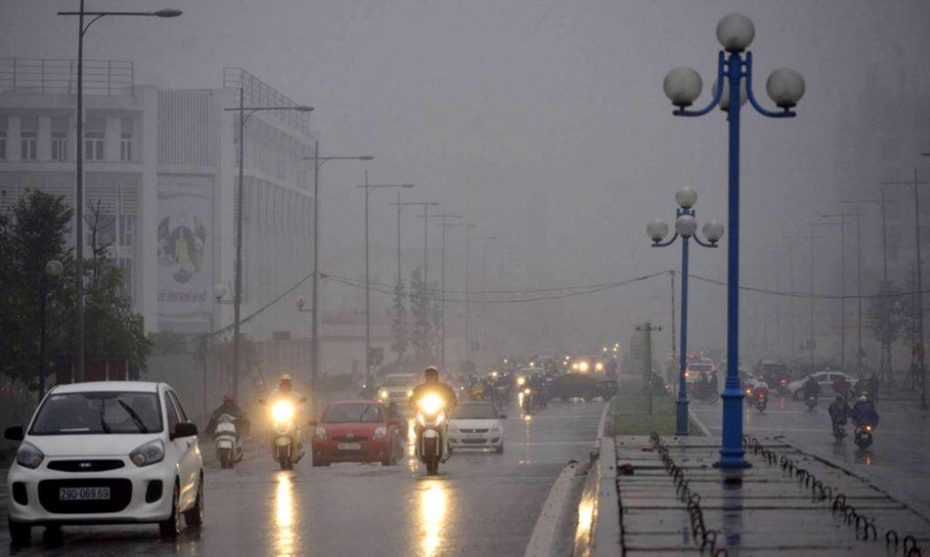 Thời tiết Đà Nẵng hôm nay 7/1: Từ đêm nay, trời chuyển rét kèm mưa to, Đà Lạt chiều mưa - Ảnh 1.
