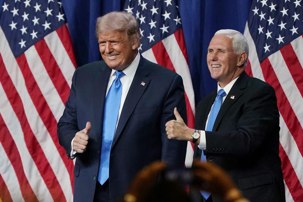 Phó Tổng thống Pence sẽ tự giết chết sự nghiệp chính trị cá nhân nếu tuyên bố ông Trump thua cuộc? - Ảnh 1.