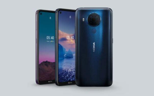 Điện thoại Nokia 5.4 đã chính thức ra mắt tại Việt Nam, giá 4,99 triệu đồng - Ảnh 1.