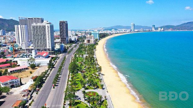 Bình Định duyệt nhiệm vụ quy hoạch hai khu đô thị 80 ha tại TP Quy Nhơn - Ảnh 1.