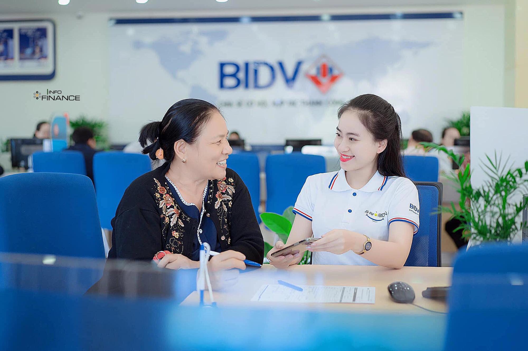 Lãi suất ngân hàng BIDV tiếp tục ổn định trong tháng 10/2021 - Ảnh 1.