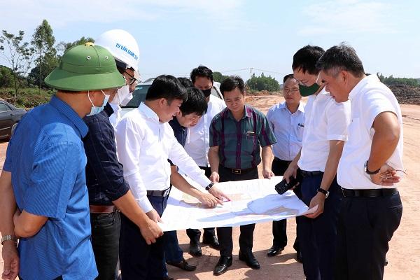 Một doanh nghiệp BĐS muốn làm dự án 350 ha ở Thái Nguyên - Ảnh 1.