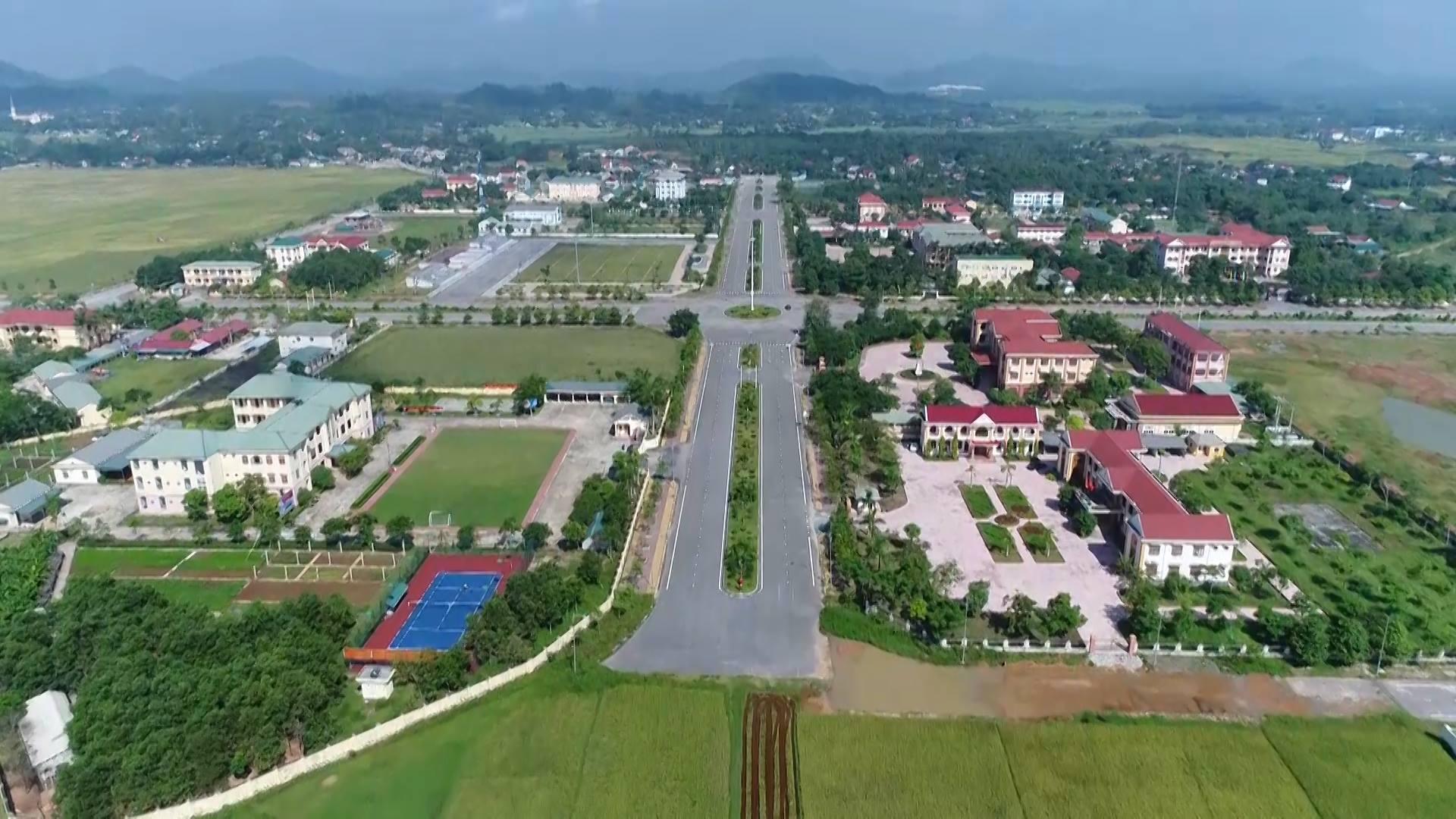 Lộ diện liên danh Hà Nội muốn xây khu dân cư hàng trăm nhà liền kề, biệt thự tại thị trấn Nghĩa Đàn, Nghệ An - Ảnh 1.