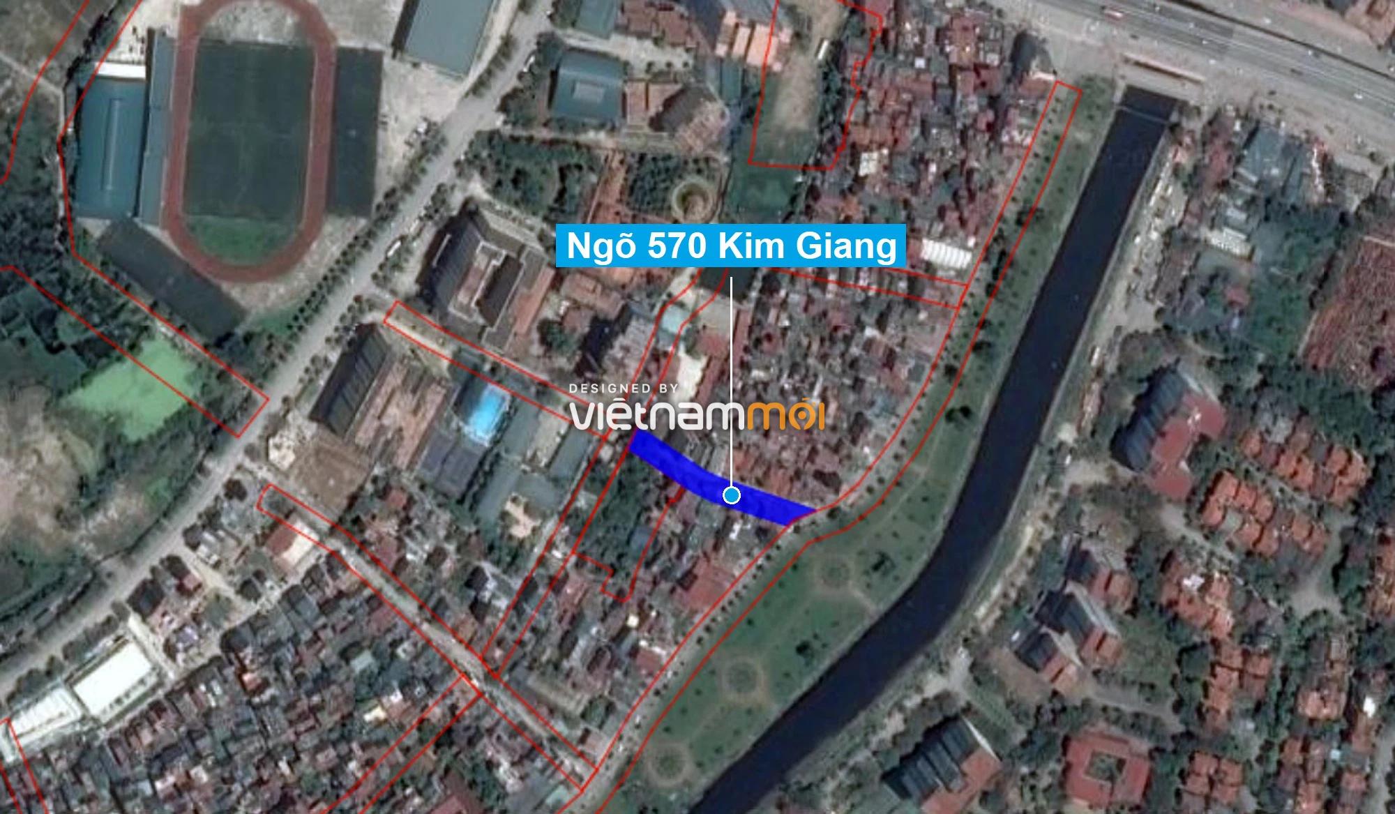 Những khu đất sắp thu hồi để mở đường ở xã Thanh Liệt, Thanh Trì, Hà Nội (phần 4) - Ảnh 2.