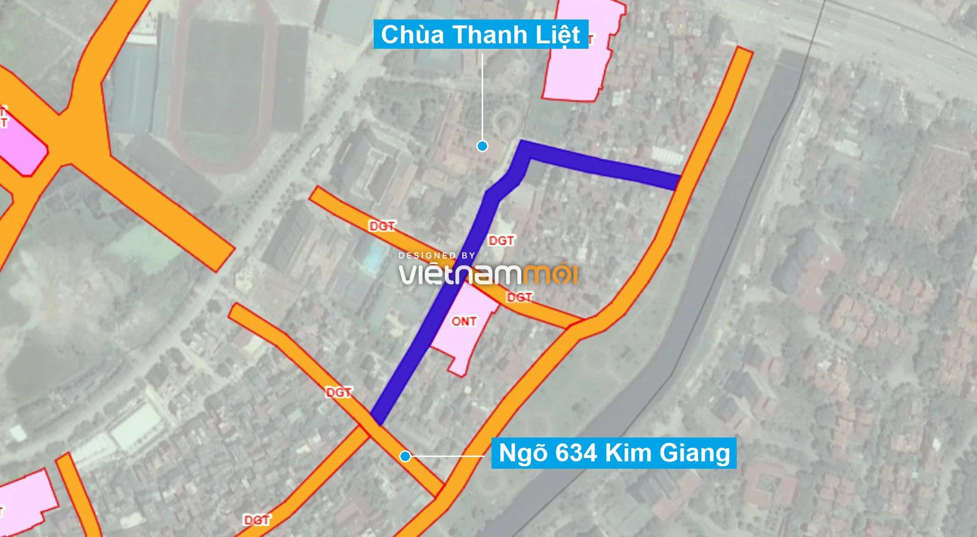 Những khu đất sắp thu hồi để mở đường ở xã Thanh Liệt, Thanh Trì, Hà Nội (phần 4) - Ảnh 6.