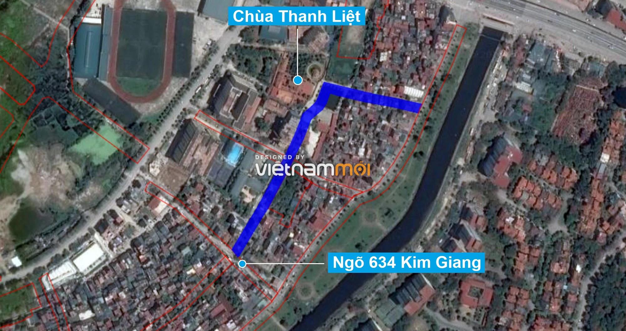 Những khu đất sắp thu hồi để mở đường ở xã Thanh Liệt, Thanh Trì, Hà Nội (phần 4) - Ảnh 7.