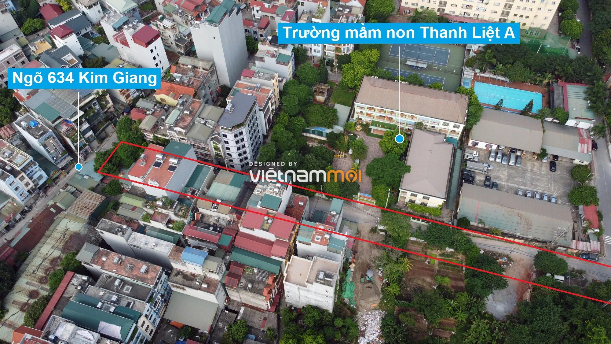 Những khu đất sắp thu hồi để mở đường ở xã Thanh Liệt, Thanh Trì, Hà Nội (phần 4) - Ảnh 8.