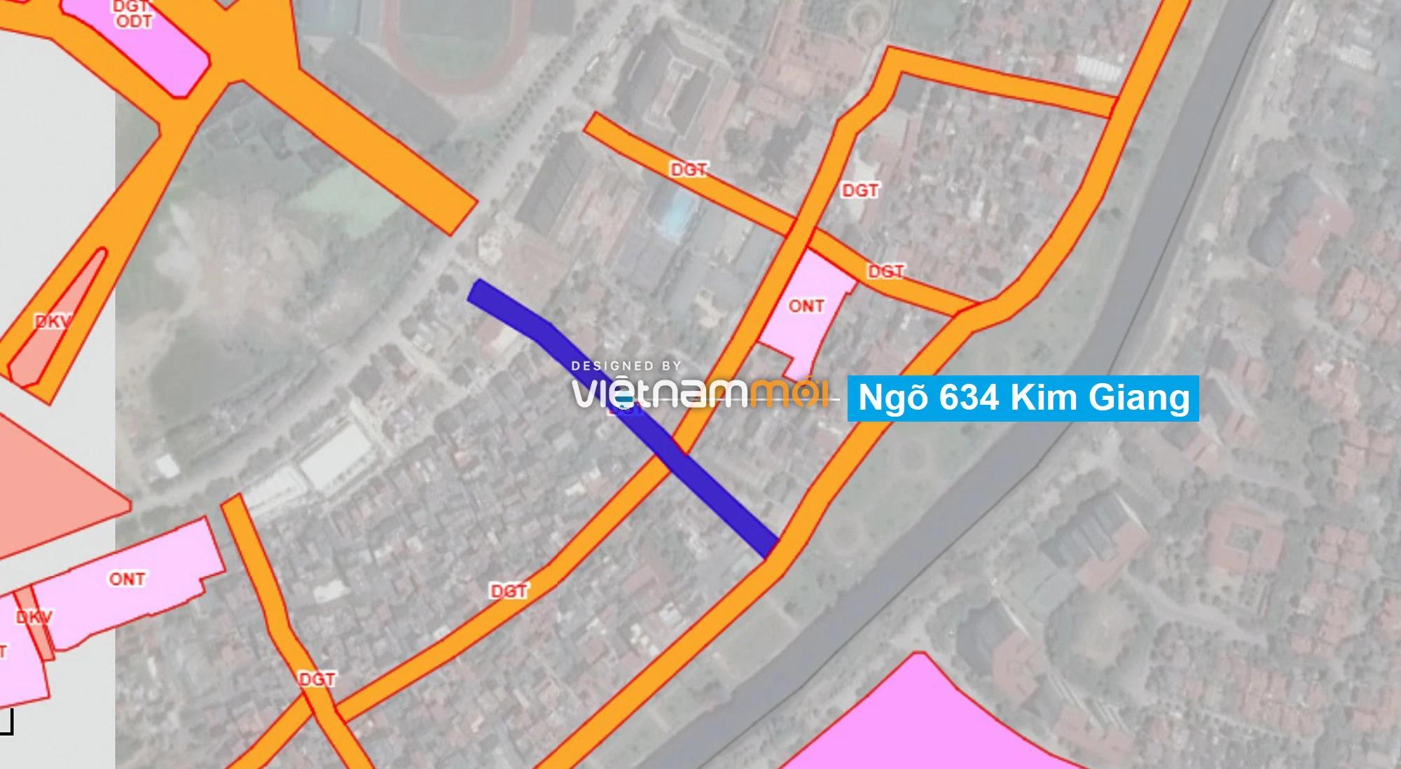 Những khu đất sắp thu hồi để mở đường ở xã Thanh Liệt, Thanh Trì, Hà Nội (phần 4) - Ảnh 13.