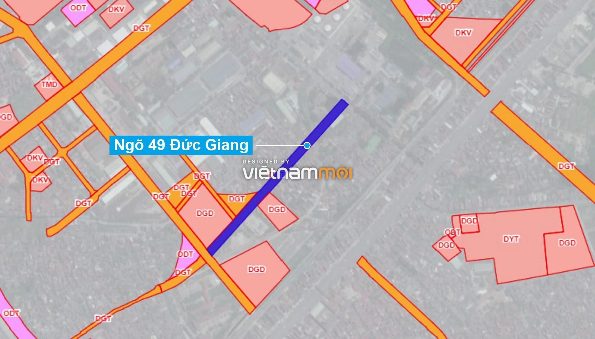 Những khu đất sắp thu hồi để mở đường ở phường Thượng Thanh, Long Biên, Hà Nội (phần 8) - Ảnh 1.