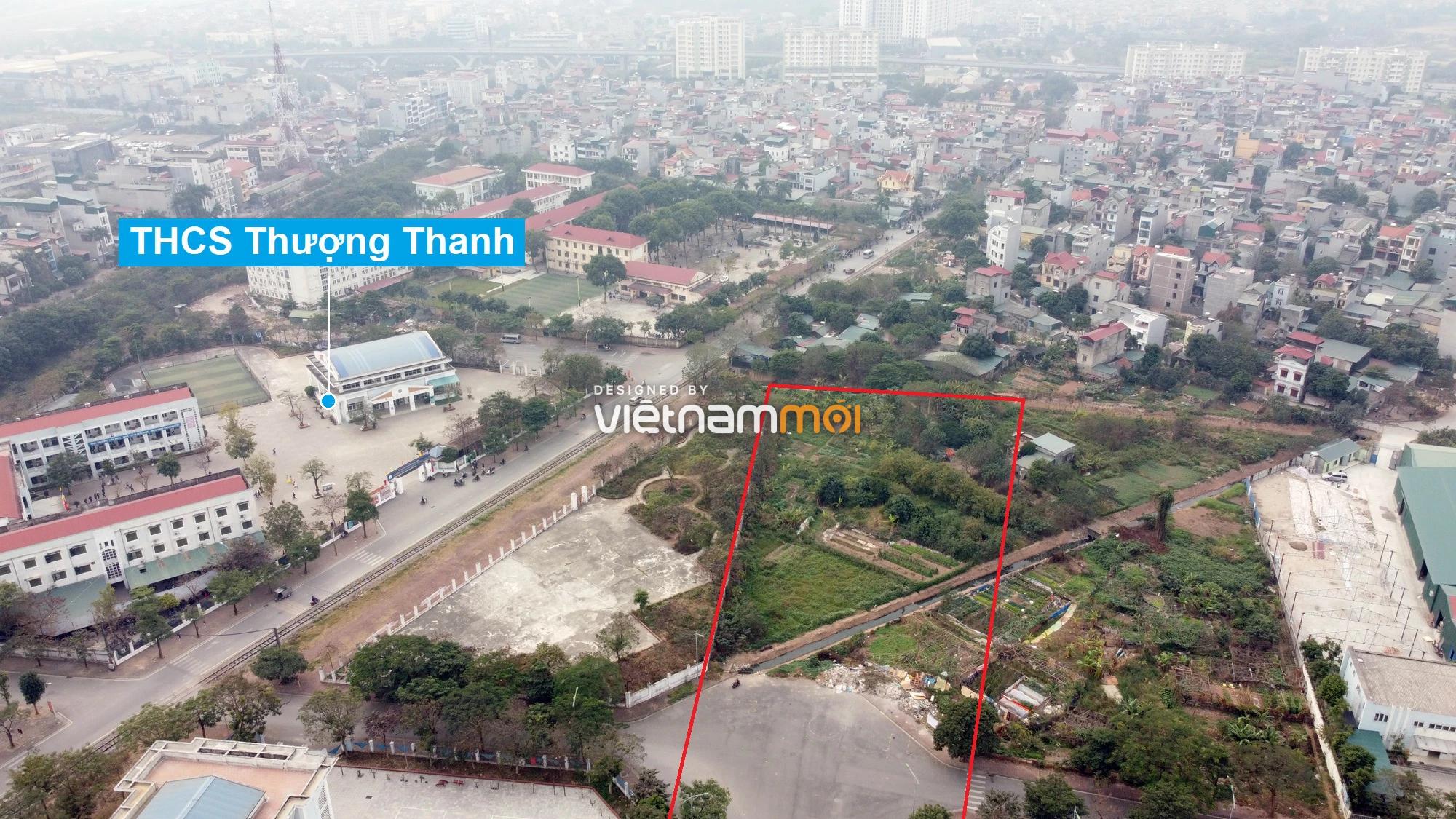 Những khu đất sắp thu hồi để mở đường ở phường Thượng Thanh, Long Biên, Hà Nội (phần 8) - Ảnh 4.