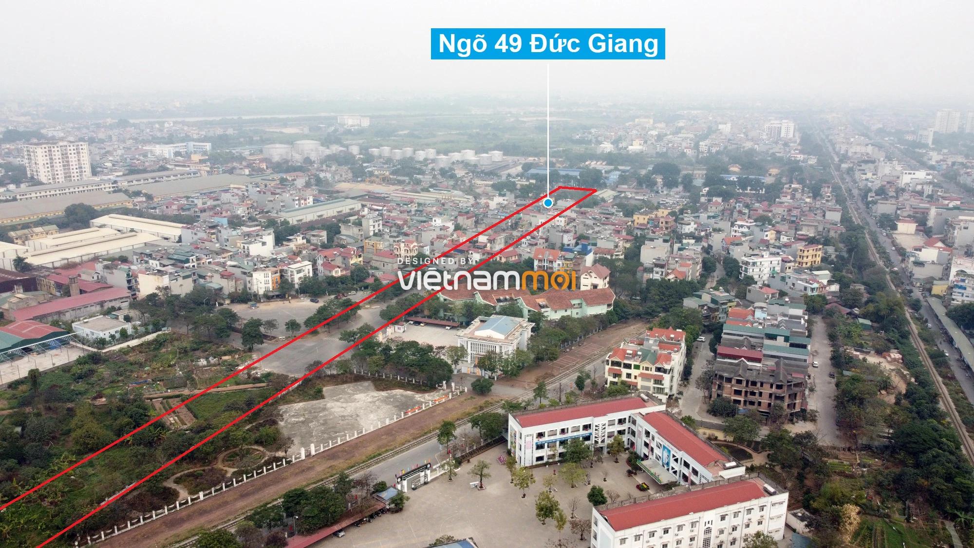 Những khu đất sắp thu hồi để mở đường ở phường Thượng Thanh, Long Biên, Hà Nội (phần 8) - Ảnh 5.
