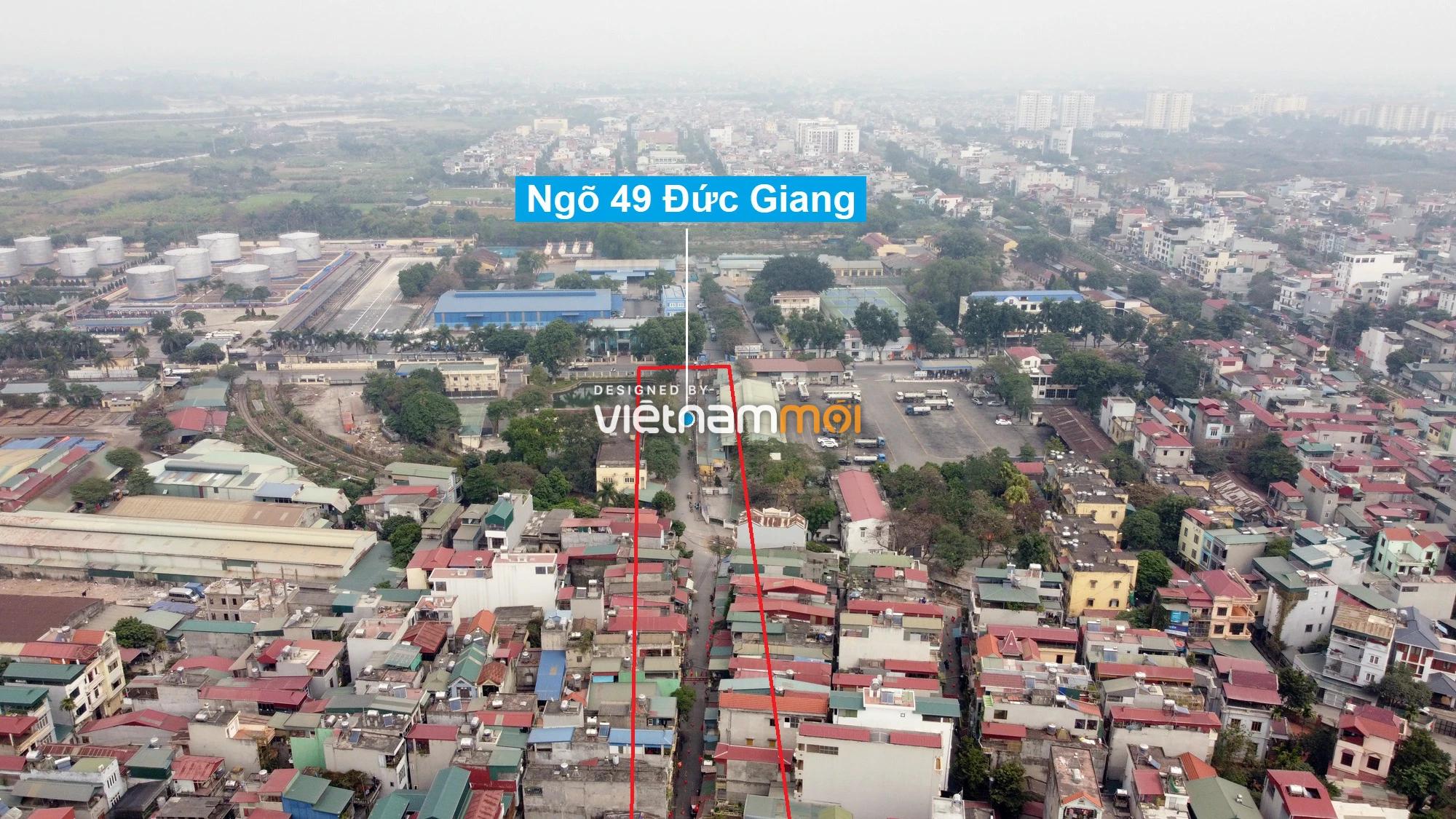 Những khu đất sắp thu hồi để mở đường ở phường Thượng Thanh, Long Biên, Hà Nội (phần 8) - Ảnh 6.