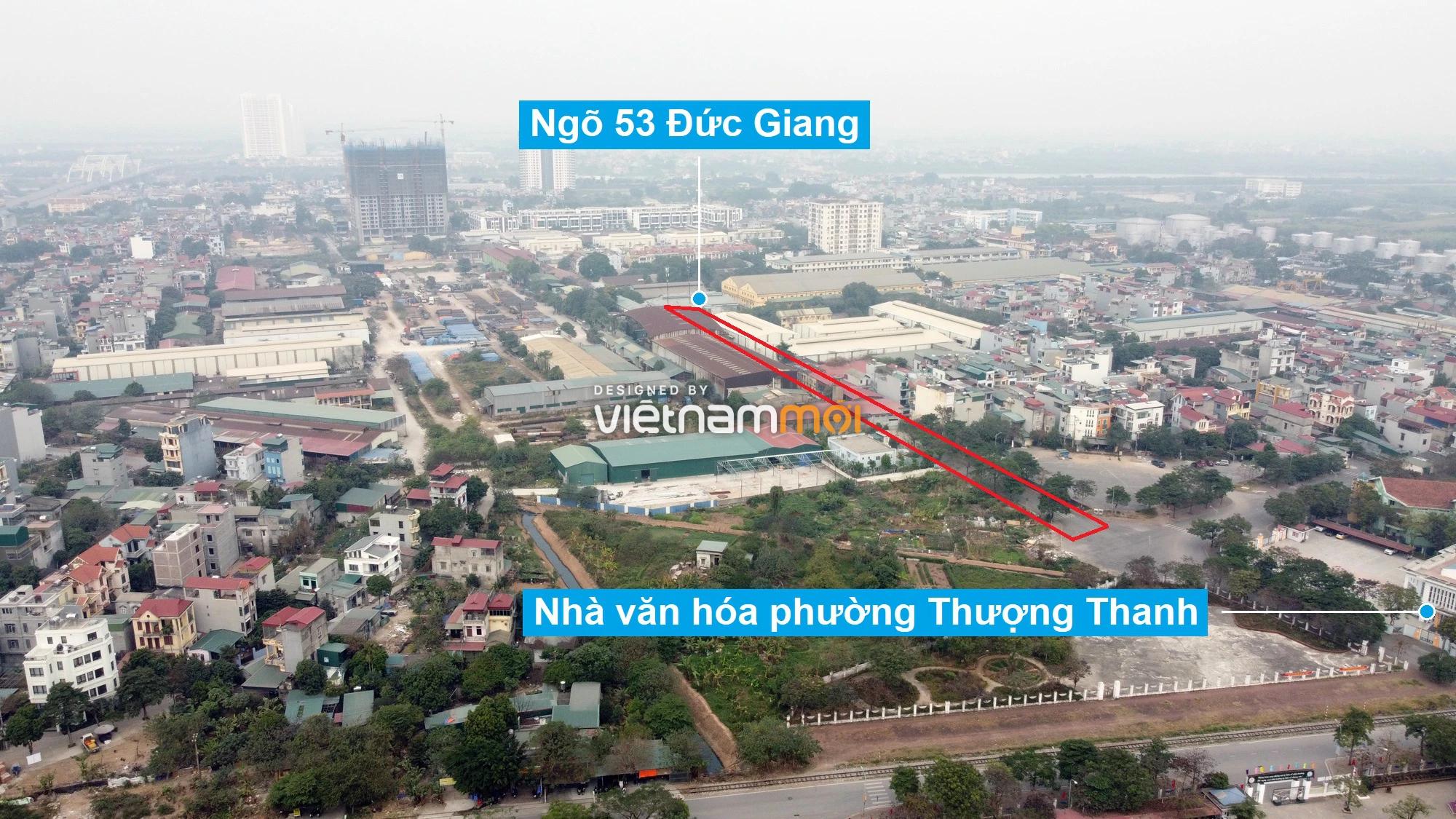 Những khu đất sắp thu hồi để mở đường ở phường Thượng Thanh, Long Biên, Hà Nội (phần 8) - Ảnh 12.