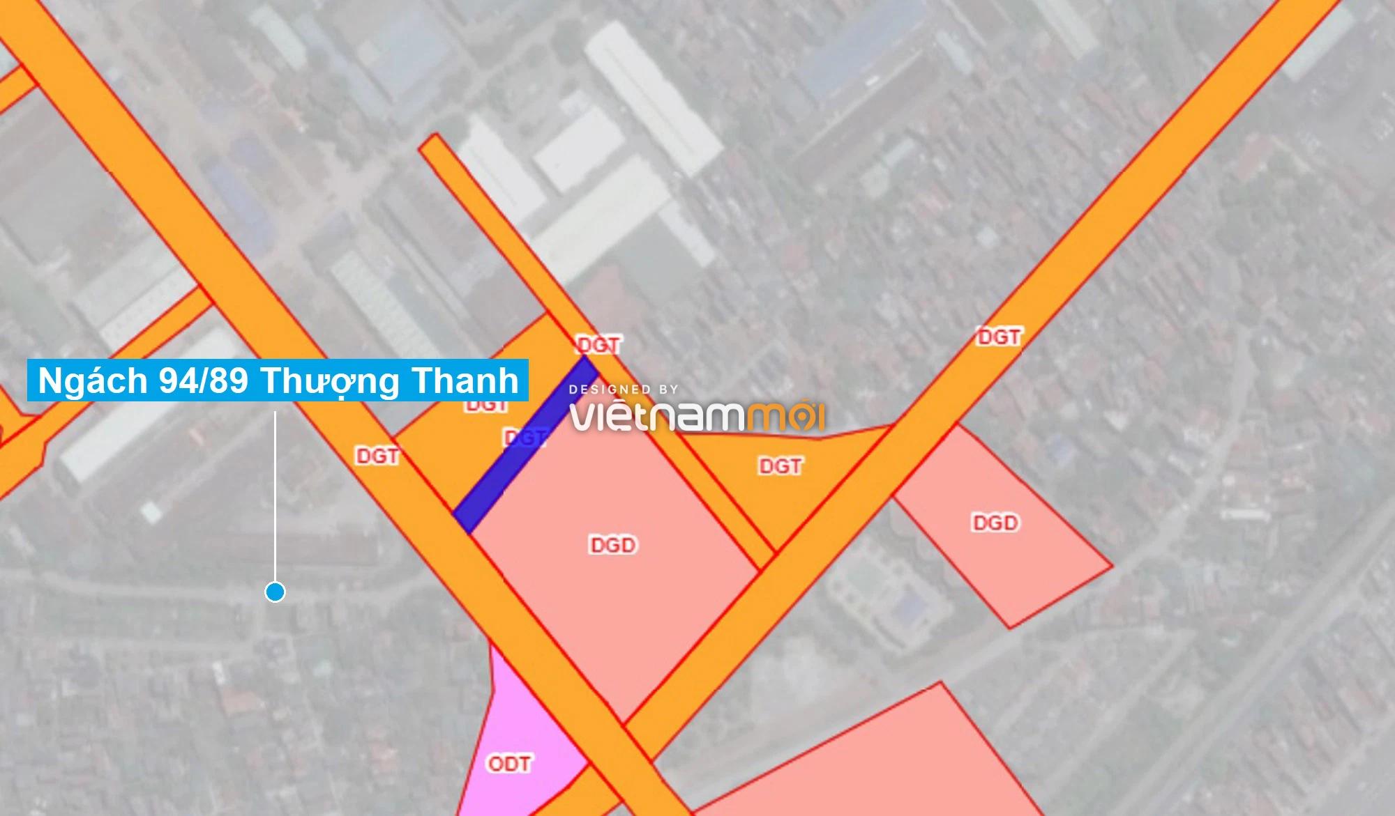 Những khu đất sắp thu hồi để mở đường ở phường Thượng Thanh, Long Biên, Hà Nội (phần 8) - Ảnh 14.