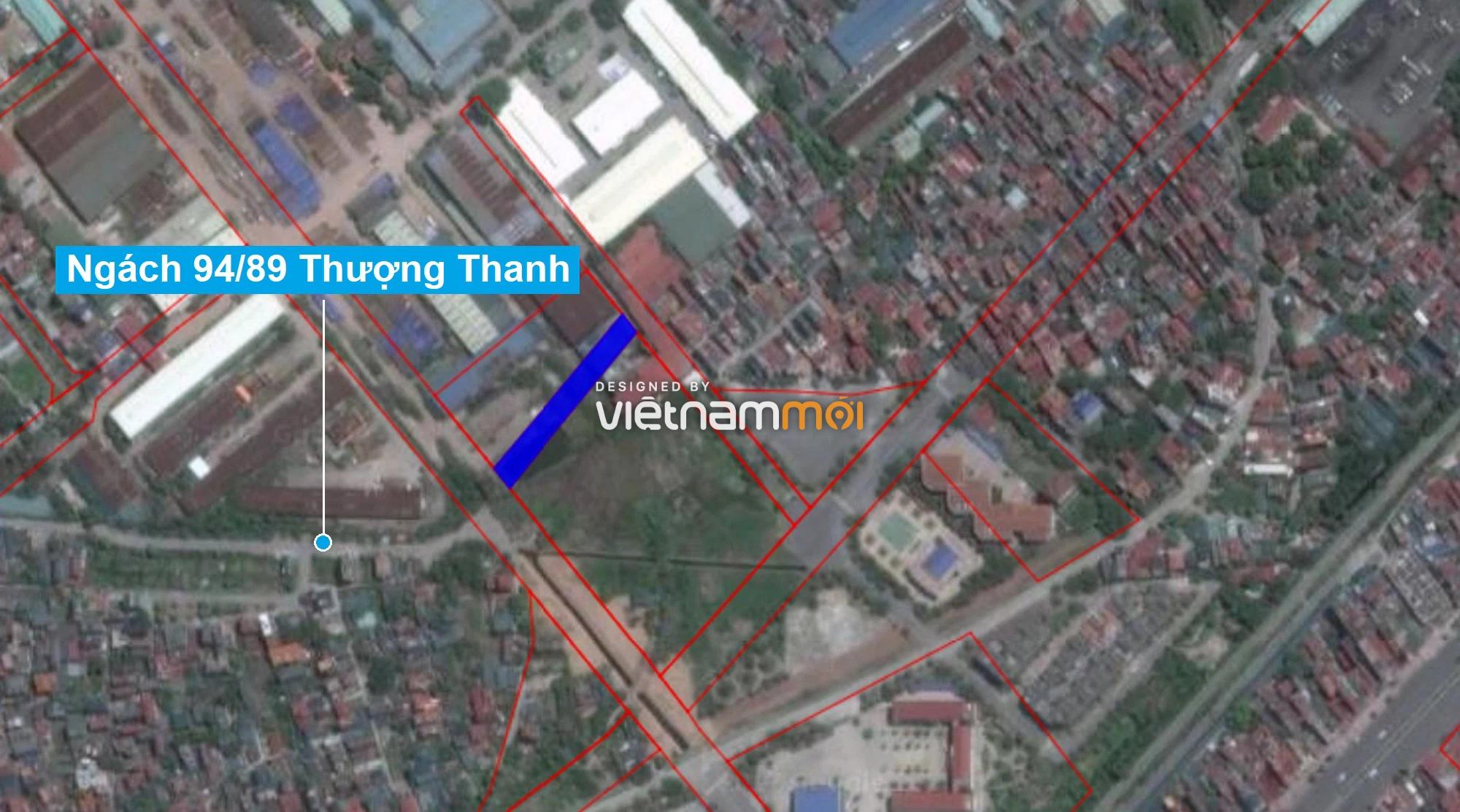 Những khu đất sắp thu hồi để mở đường ở phường Thượng Thanh, Long Biên, Hà Nội (phần 8) - Ảnh 15.