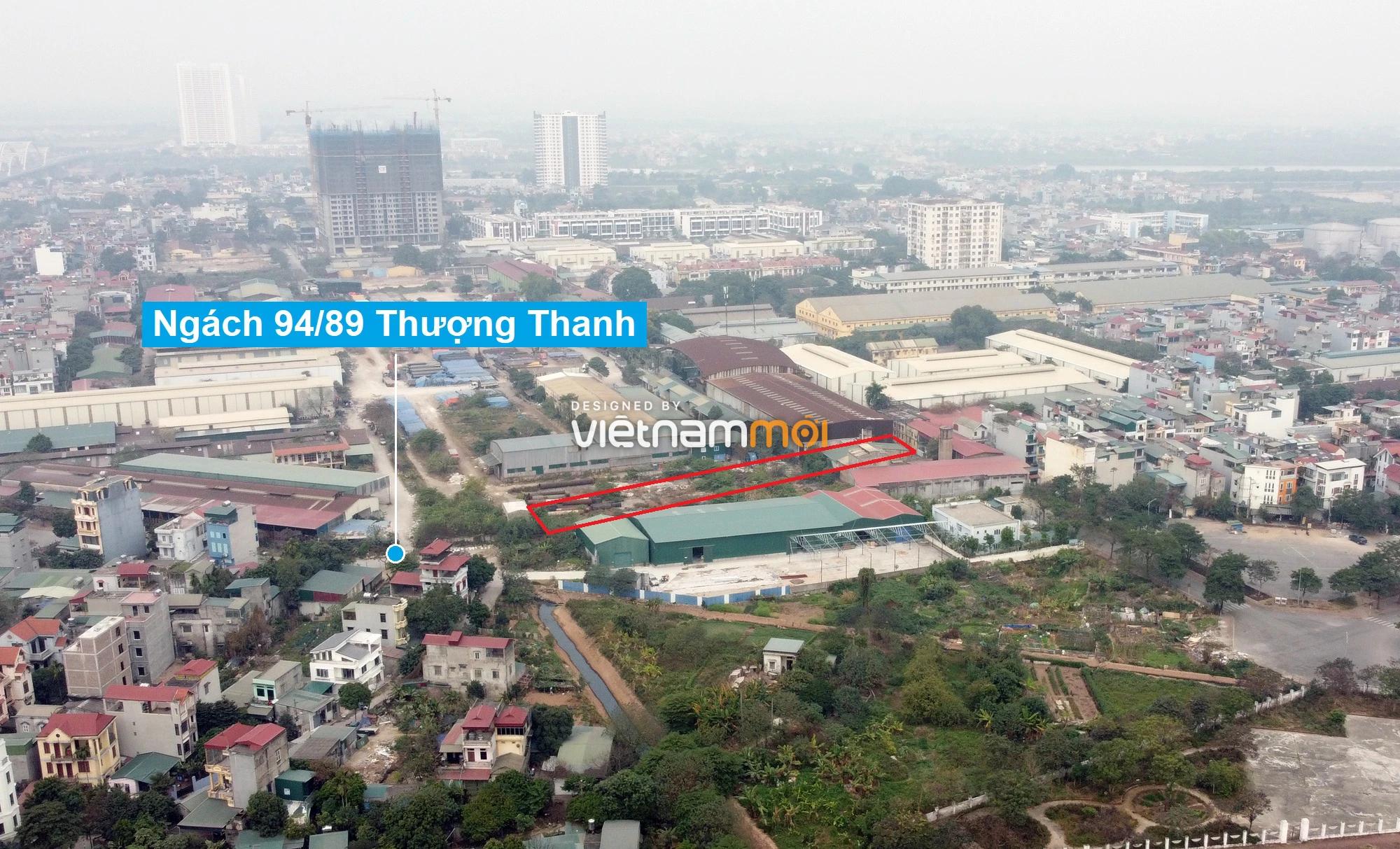 Những khu đất sắp thu hồi để mở đường ở phường Thượng Thanh, Long Biên, Hà Nội (phần 8) - Ảnh 17.