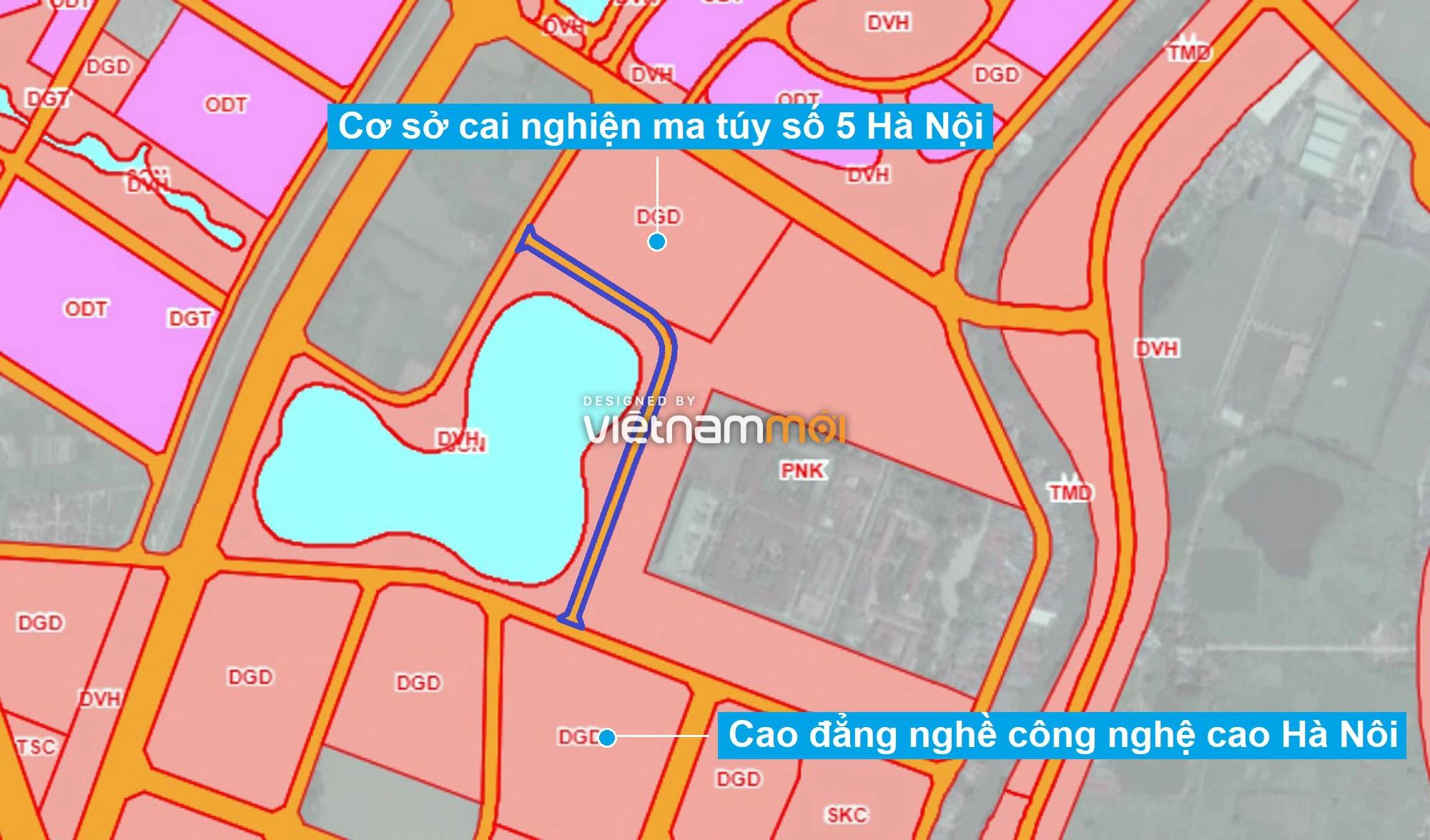 Những khu đất sắp thu hồi để mở đường ở phường Xuân Phương, Nam Từ Liêm, Hà Nội (phần 8) - Ảnh 7.