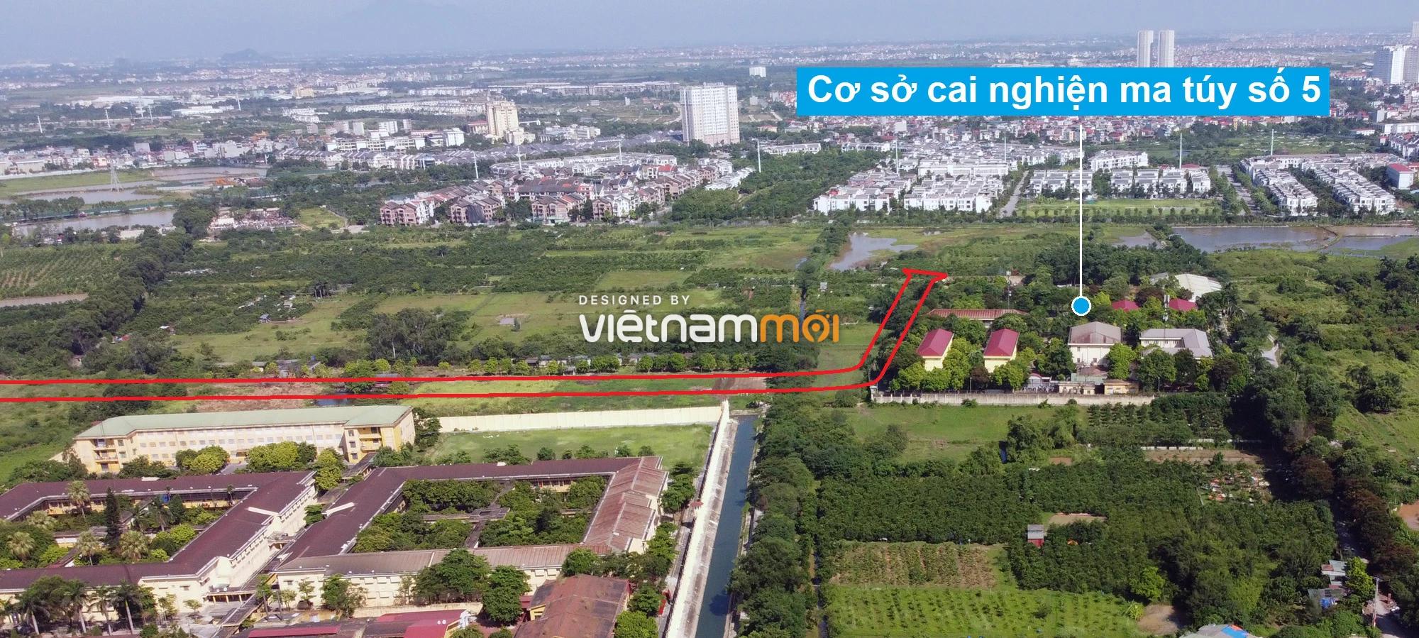 Những khu đất sắp thu hồi để mở đường ở phường Xuân Phương, Nam Từ Liêm, Hà Nội (phần 8) - Ảnh 10.