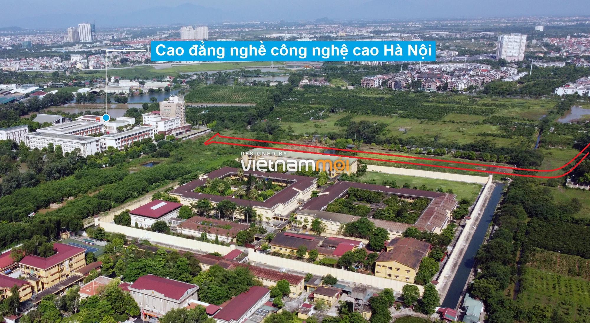 Những khu đất sắp thu hồi để mở đường ở phường Xuân Phương, Nam Từ Liêm, Hà Nội (phần 8) - Ảnh 12.