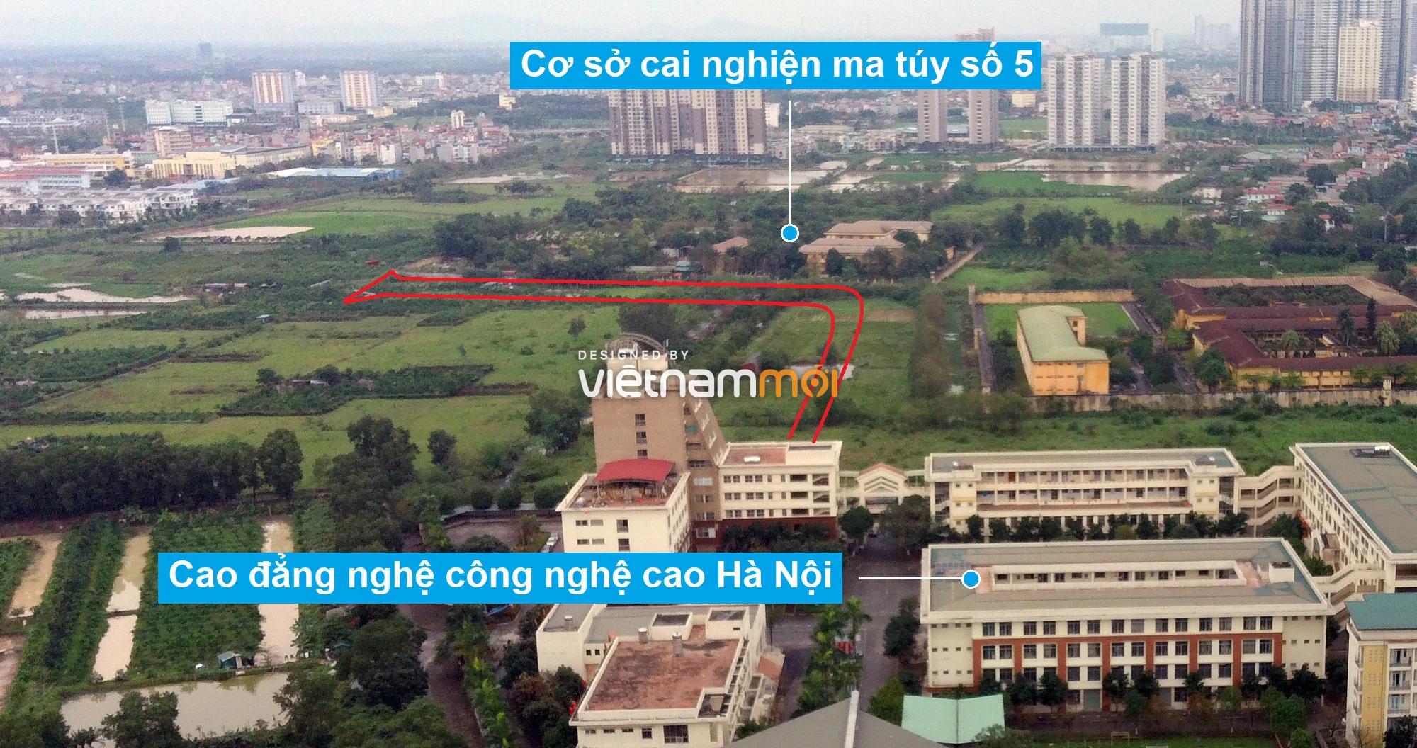 Những khu đất sắp thu hồi để mở đường ở phường Xuân Phương, Nam Từ Liêm, Hà Nội (phần 8) - Ảnh 13.