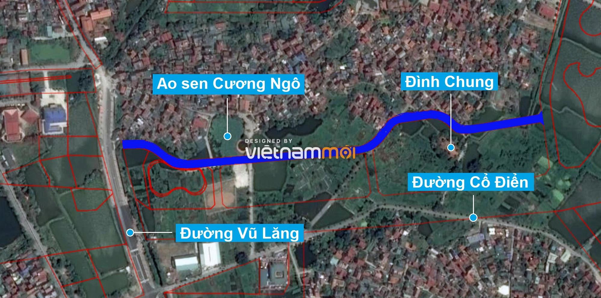 Những khu đất sắp thu hồi để mở đường ở xã Tứ Hiệp, Thanh Trì, Hà Nội (phần 4) - Ảnh 2.