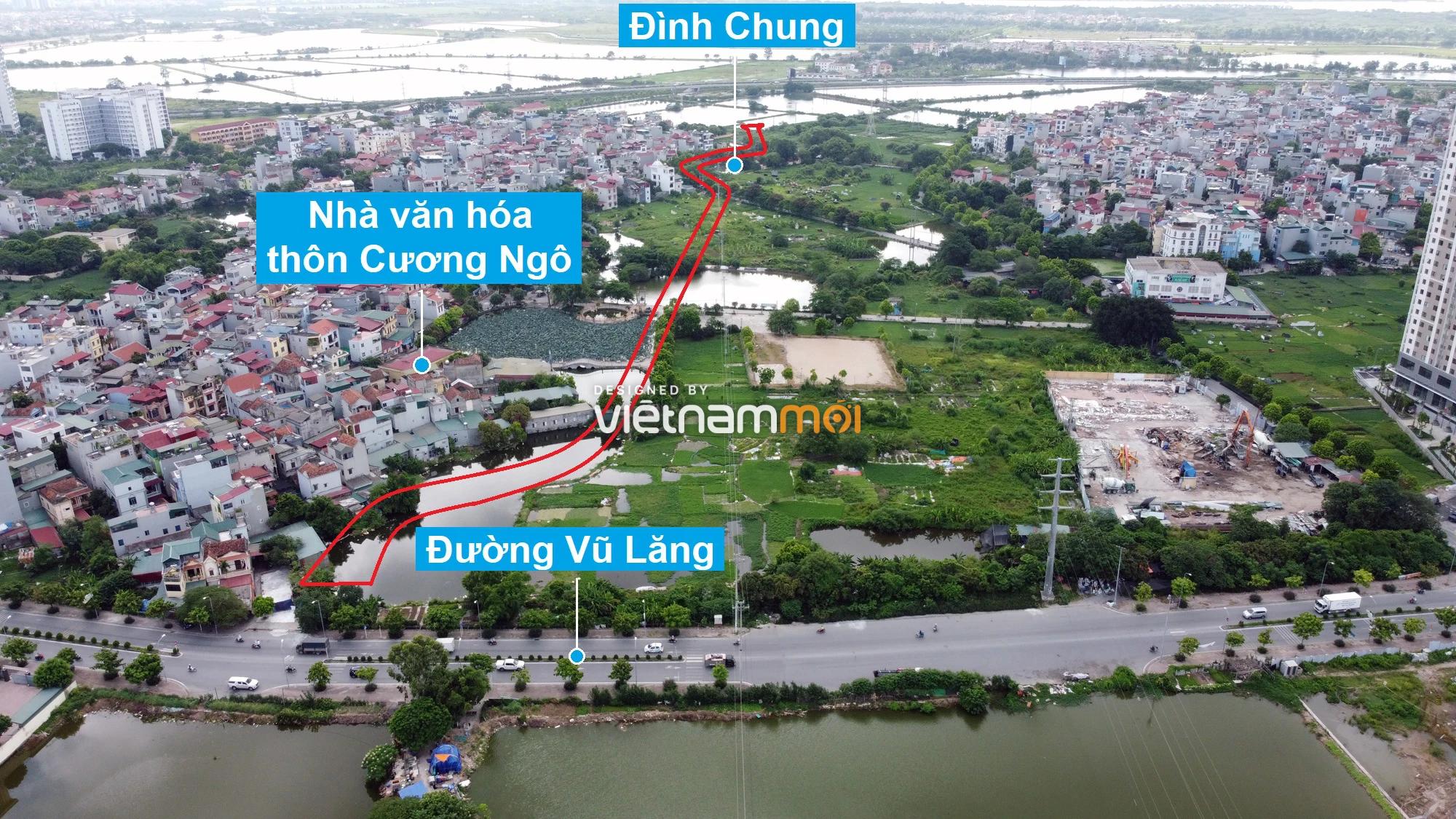 Những khu đất sắp thu hồi để mở đường ở xã Tứ Hiệp, Thanh Trì, Hà Nội (phần 4) - Ảnh 7.