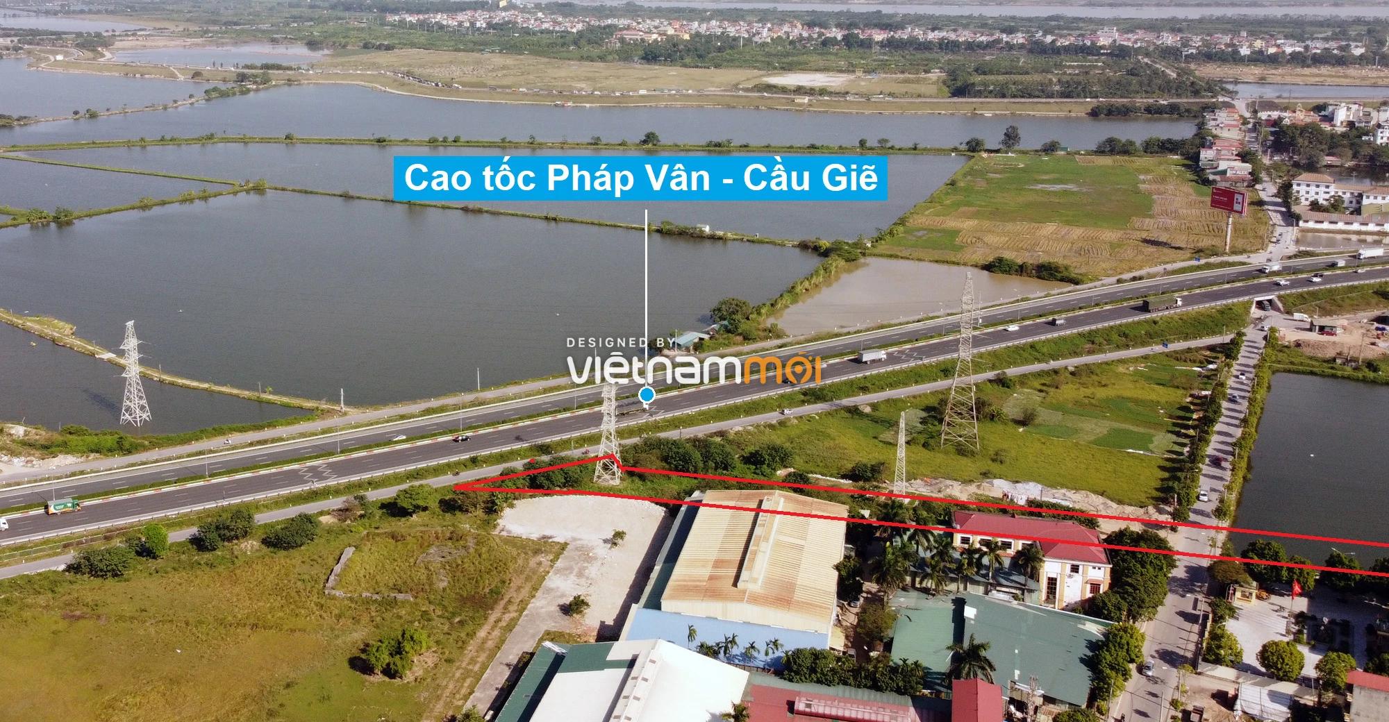 Những khu đất sắp thu hồi để mở đường ở xã Tứ Hiệp, Thanh Trì, Hà Nội (phần 4) - Ảnh 11.