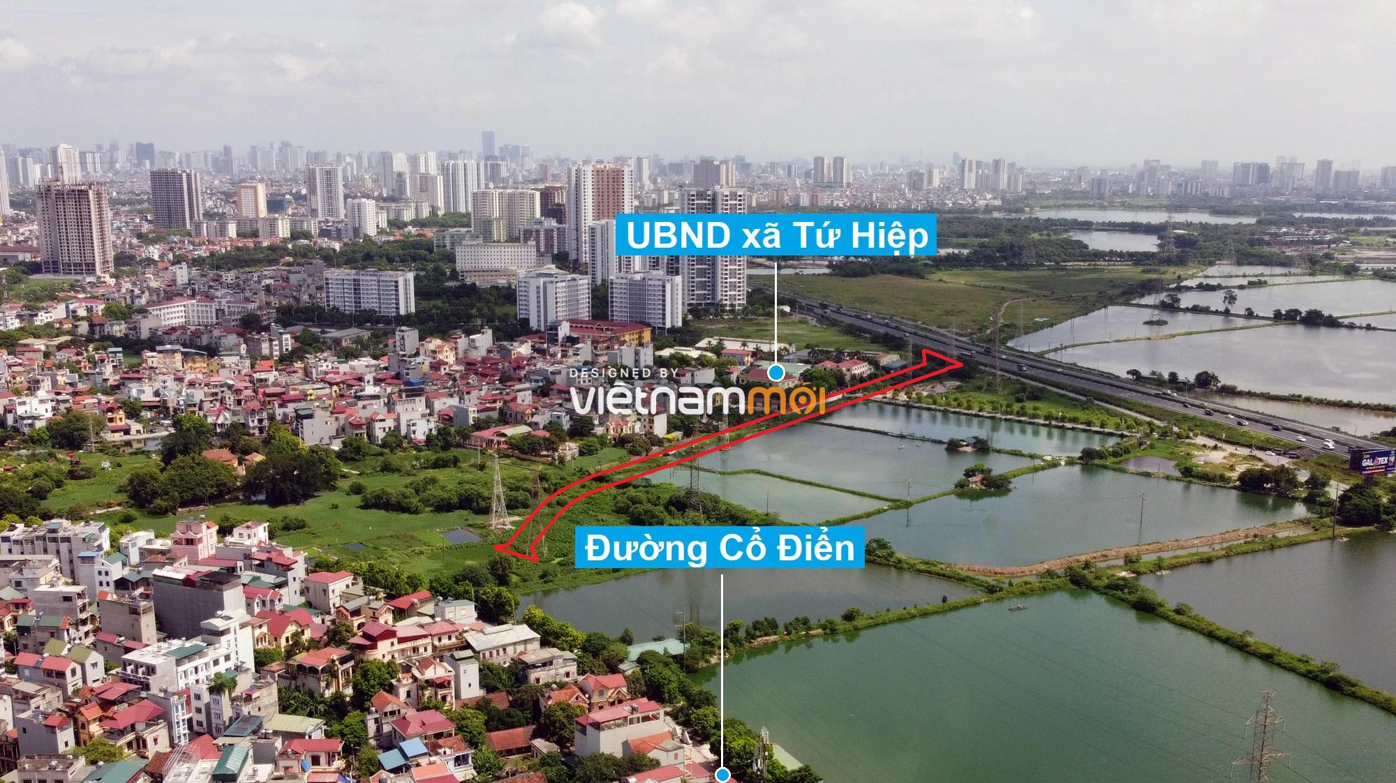 Những khu đất sắp thu hồi để mở đường ở xã Tứ Hiệp, Thanh Trì, Hà Nội (phần 4) - Ảnh 13.